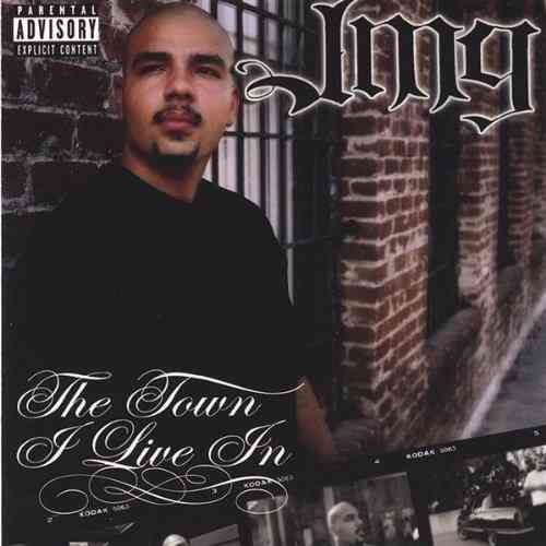 "JMG ""THE TOWN I LIVE IN"" (NEW CD)"