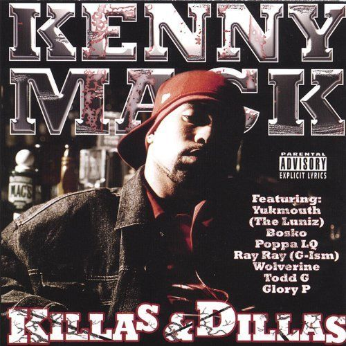 "KENNY MACK ""KILLAS & DILLAS"" (NEW CD)"