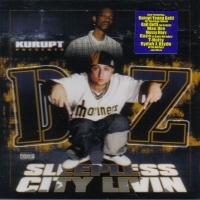 "KURUPT PRESENTS DZ ""SLEEPLESS CITY LIVIN"" (CD)"