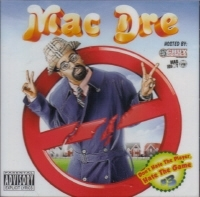 "MAC DRE ""DON'T HATE THE PLAYER, HATE THE GAME #3"" (NEW CD)"