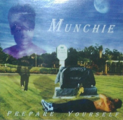 "MUNCHIE ""PREPARE YOURSELF"" (USED CD)"