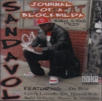 "SANDAVOL ""JOURNAL OF A BLOCKWILDA"" (CD)"