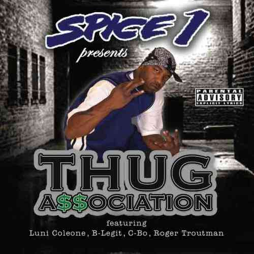 "SPICE 1 ""THUG ASSOCIATION"" (USED CD)"