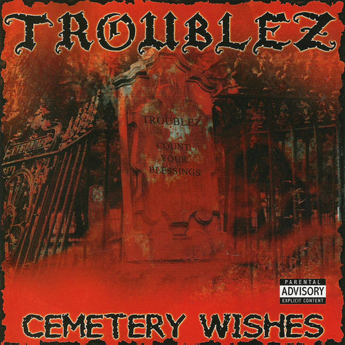 "TROUBLEZ ""CEMETRY WISHES"" (USED CD)"