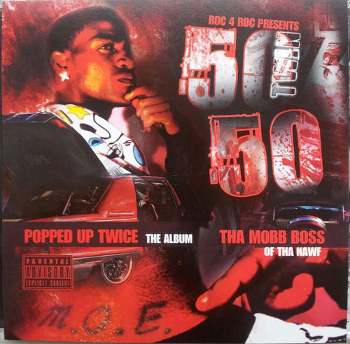 "50/50 TWIN ""POPPED UP TWICE: THE ALBUM"" (NEW CD)"
