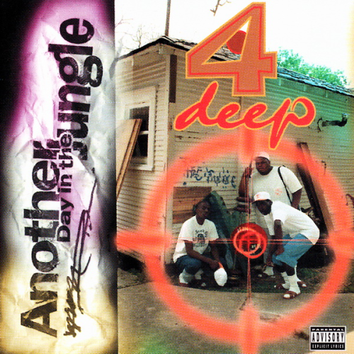 "4 DEEP ""ANOTHER DAY IN THE JUNGLE"" (NEW CD)"