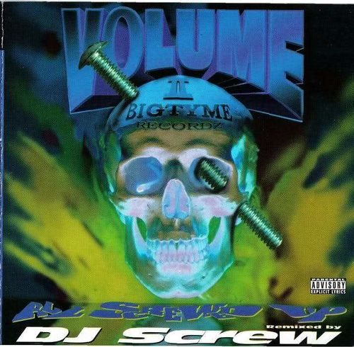 "BIGTYME RECORDZ ""VOLUME II: ALL SCREWED UP"" (USED CD)"