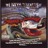 "LATIN BALLERS ""MAJOR MOVES: CHOPPED & SCREWED"" (CD)"