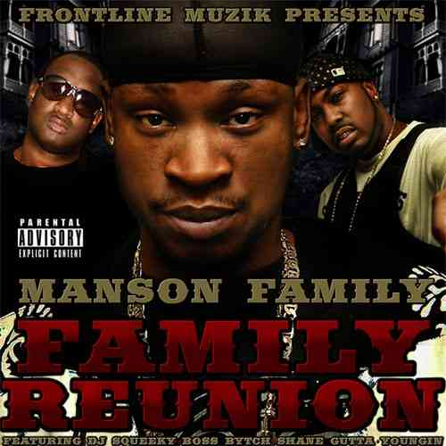 "MANSON FAMILY ""FAMILY REUNION"" (NEW CD)"