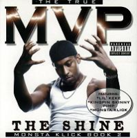 "MVP ""THE SHINE: MONSTA KLICK BOOK 2"" (CD)"
