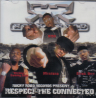 "ROCKY ROAD RECORDS ""RESPECT THE CONNECTED"" (CD)"