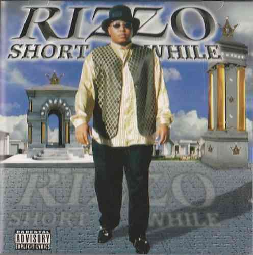 "RIZZO ""SHORT WHILE"" (USED CD)"