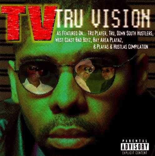 "TV ""TRU VISION"" (NEW CD)"