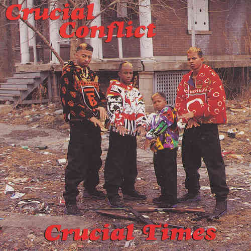 "CRUCIAL CONFLICT ""CRUCIAL TIMES"" (USED CD)"