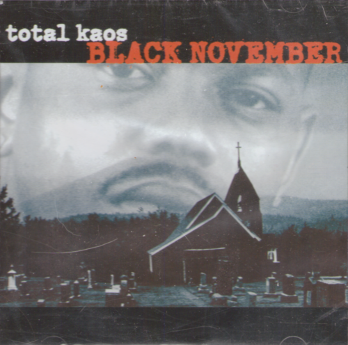 "TOTAL KAOS ""BLACK NOVEMBER"" (NEW CD)"