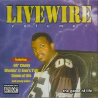 "LIVEWIRE ""THE GAME OF LIFE"" (CD)"