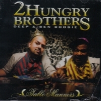 "2 HUNGRY BROTHERS (DEEP & BEN BOOGIE) ""TABLE MANNERS"" (CD)"
