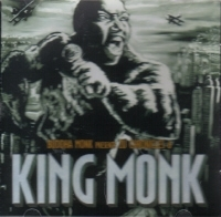 "BUDDHA MONK PRESENTS ""ZU CHRONICLES 6: KING MONK"" (CD)"