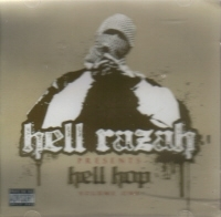 "HELL RAZAH PRESENTS ""HELL HOP: VOLUME ONE"" (CD)"