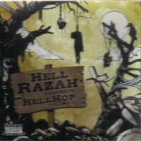 "HELL RAZAH PRESENTS ""HELL HOP: VOLUME TWO"" (CD)"
