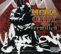 "MOKA ONLY ""VERMILION"" (CD)"