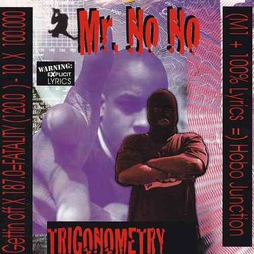 "MR. NO NO AKA SAAFIR ""TRIGONOMETRY"" (USED CD)"