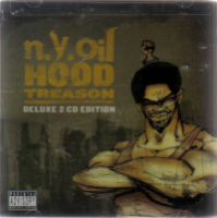 "N.Y. OIL ""HOOD TREASON"" (2CD)"