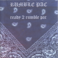 "RUMBLE PAC ""READY 2 RUMBLE PAC"" (CD)"