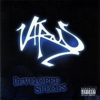"VIRUS ""DEVELOPED SPECIES"" (NEW CD)"