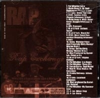 "RAP EXCHANGE VOL. 1 ""INDEPENDANTS GUIDE"" (2CD)"