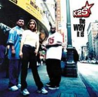 "K2S ""THE WAY IT IS"" (CD)"