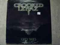 "CROOKED LETTAZ ""GREY SKIES"" (LP)"