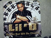 "LIL' O ""DA FAT RAT WIT DA CHEEZE"" (2LP)"