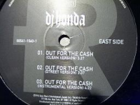 "DJ HONDA ""Out For The Cash"" b/w ""Kill The Noize"" b/w ""5 Deadly Venoms"" (12INCH)"