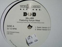 "DO OR DIE ""HIGHER"" (12INCH)"