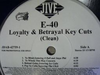 "E-40 ""LOYALTY & BETRAYAL KEY CUTS"" (EP)"