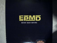"EPMD ""NEVER SEEN BEFORE"" (12INCH)"