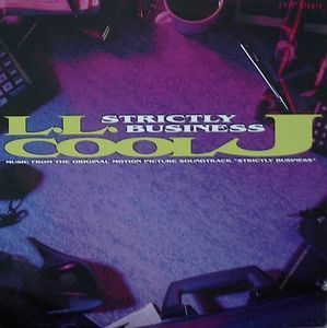 "LL COOL J ""STRICTLY BUSINESS"" (12INCH)"