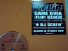 "LIL FLIP ""GAME OVER FLIP REMIX (FEAT. YOUNG BUCK & BUN B)"" (12INCH)"