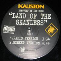 "KAUSION ""LAND OF THE SKANLESS"" (12INCH)"