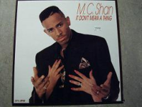 "M.C. SHAN ""IT DON'T MEAN A THING"" (12INCH)"