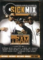 "SICKMIX DVD MAGAZINE ""THE TEAM: HYPHY JUICE"" (DVD)"