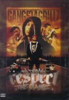 "DJ DRAMA ""GANGSTA GRILLZ: RESPECT THE GAME"" (DVD)"