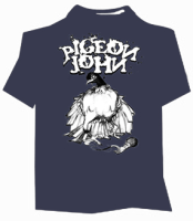 "PIGEON JOHN ""SINGS THE BLUES"" (SHIRT)"