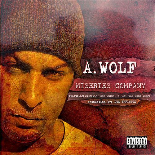 "A. WOLF ""MISERIES COMPANY"" (USED CD)"