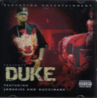 "DUKEMAN ""DA KING"" (CD)"