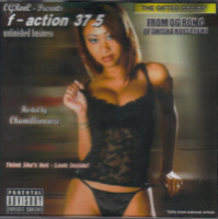 "OG RON C ""F- ACTION 37.5"" (CD)"