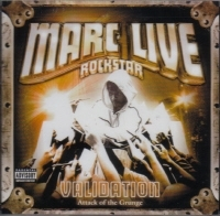 "MARC LIVE ""VALIDATION"" (CD)"
