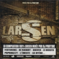 "LARSEN ""STREET TAPE"" (CD)"