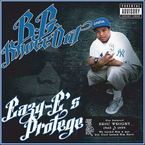 "B.G. KNOCC OUT ""EAZY-E'S PROTEGE"" (NEW CD)"